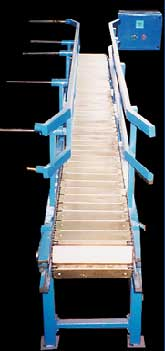 Slat Conveyors, Slat Conveyors Manufacturer, Conveying Equipments & Systems, Material Handling Systems, Mumbai, India